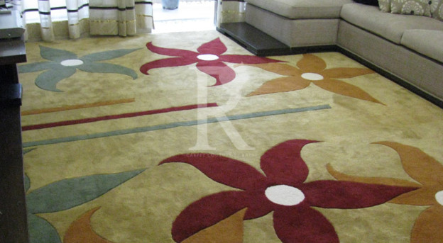 Award Winning Carpet Designer of Handmade Carpets & Rugs from India