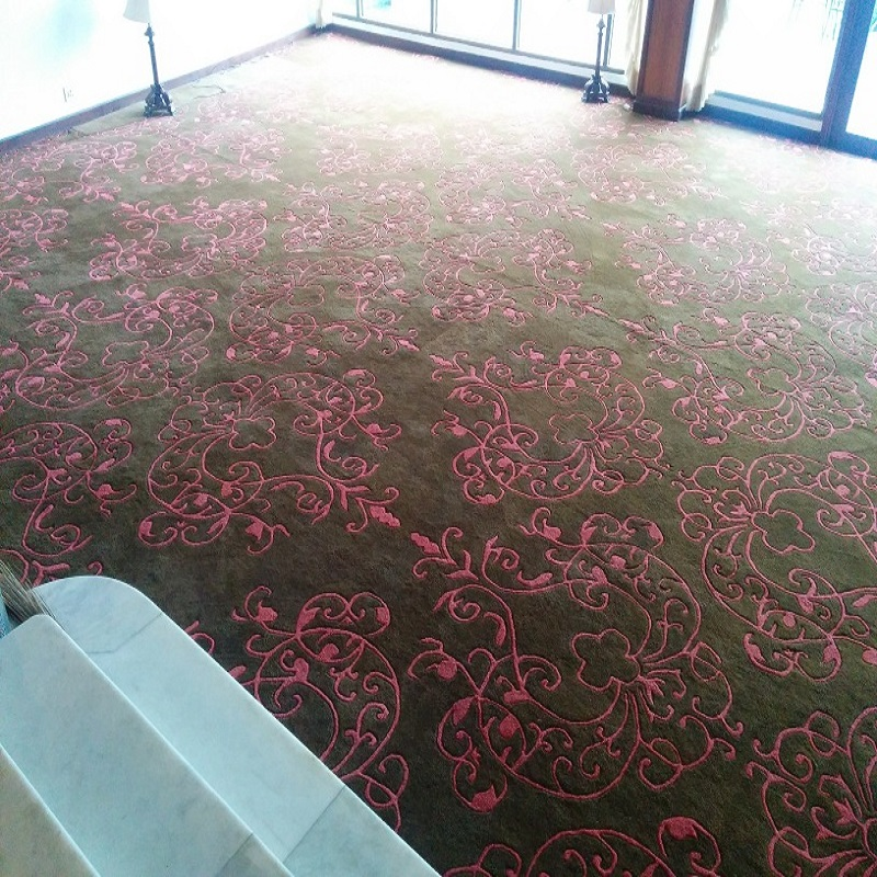 Carpets for villas in Chicago