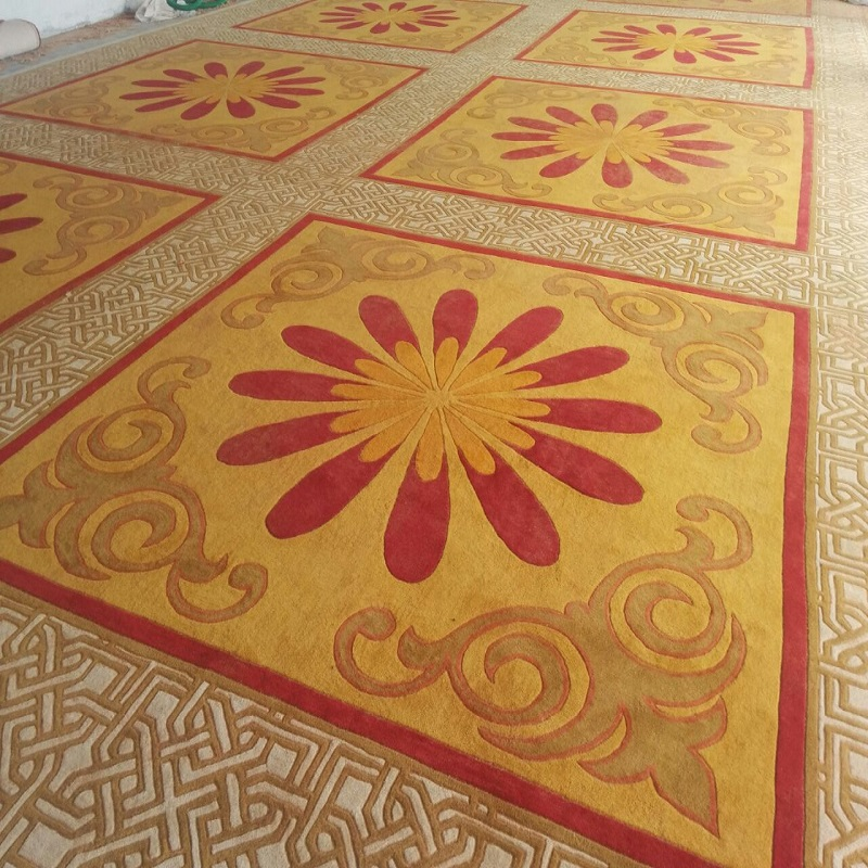 Carpets for resorts in Chicago