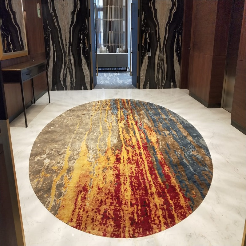 designer carpets for hotels in Chicago