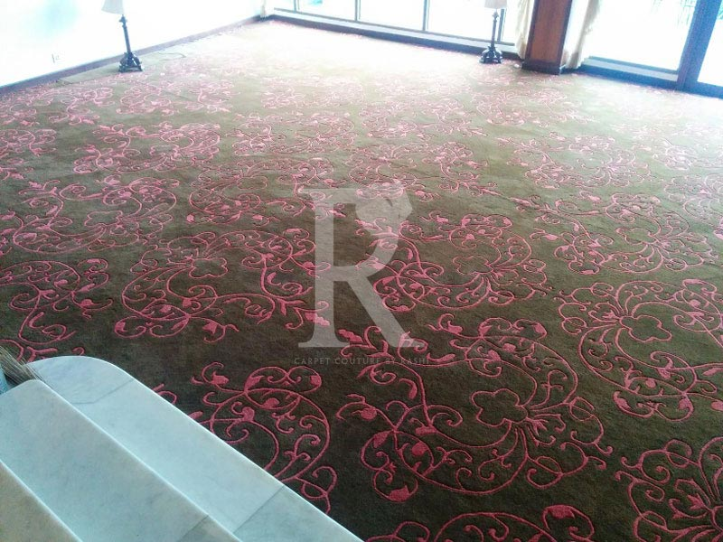 carpets for hotels India